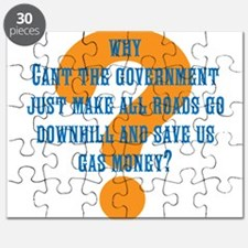 Stupid Government Question Puzzle