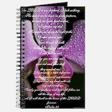 Psalm 23rd Journal