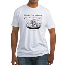 FISHTEES-4-fishes-fry T-Shirt