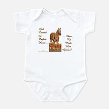 Golden Palomino Infant Creeper