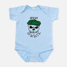 Cute Hockey skull Infant Bodysuit