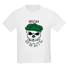 IRISH Till The Day I Die (black/green) T-Shirt T-S