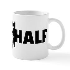 Unique Fly half Mug