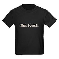 Eat local. T