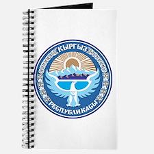 Kyrgystan Emblem Journal