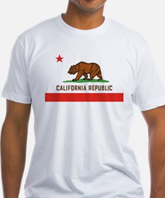Cute California the golden state Shirt