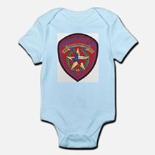 Texas Trooper Infant Creeper