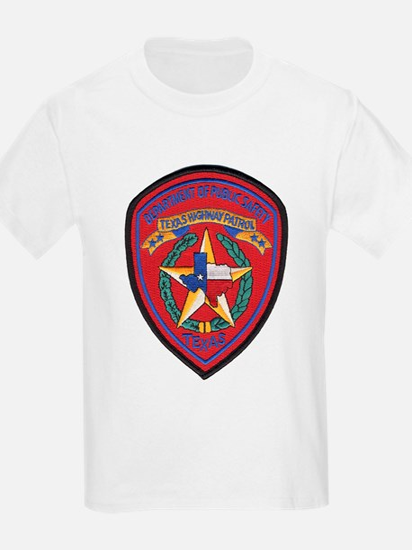 Texas Trooper Kids T-Shirt