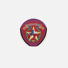 Texas Trooper Mini Button