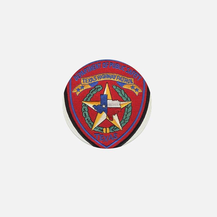 Texas Trooper Mini Button (10 pack)