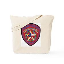 Texas Trooper Tote Bag