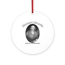 Robert Morris 01 Ornament (Round)