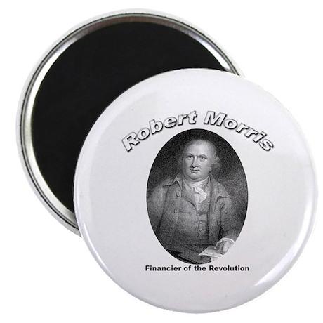 """Robert Morris 01 2.25"""" Magnet (100 pack)"""