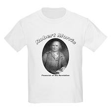 Robert Morris 01 Kids T-Shirt