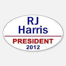 Cute Liberty candidate Decal