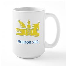 Mongolia emblem Mug