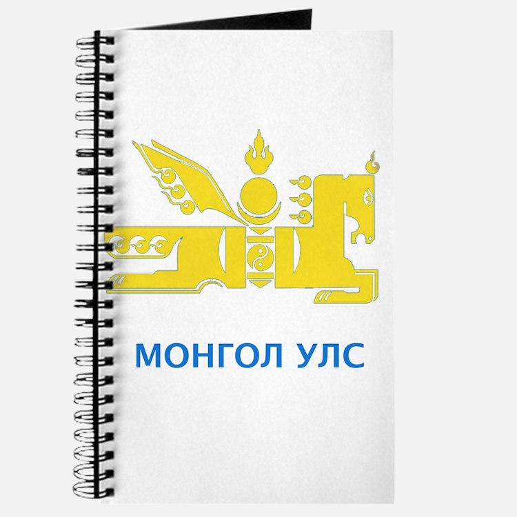 Mongolia emblem Journal