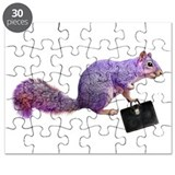 Purple squirrel Puzzles