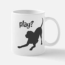 play? Labrador Mug