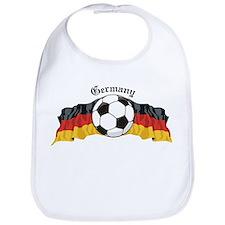 German Soccer / Germany Soccer Bib