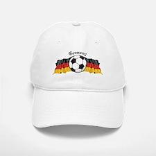 German Soccer / Germany Soccer Baseball Baseball Cap
