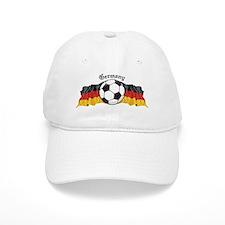 German Soccer / Germany Soccer Baseball Cap