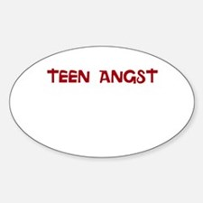 Teen Angst Decal