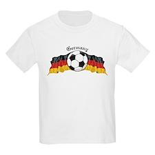 German Soccer / Germany Soccer Kids T-Shirt