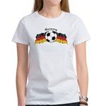 German Soccer / Germany Soccer Women's T-Shirt