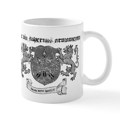 Pax via supernus armamenta Mug