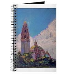 San Diego-Balboa Park Journal