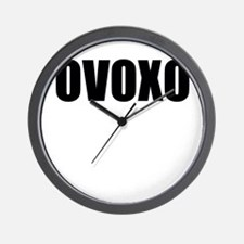 ovoxo Wall Clock