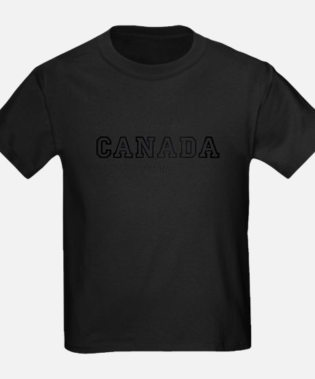 property of canada T