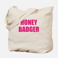 honey badger Tote Bag