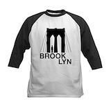 Brooklyn bridge Baseball Jersey