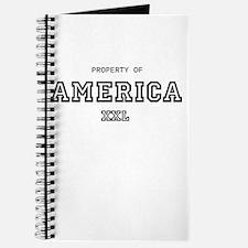 property of america Journal