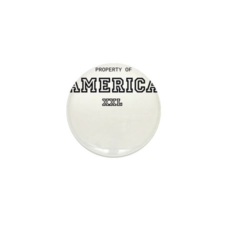 property of america Mini Button (100 pack)