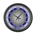 Binary 24-hour Large Wall Clock