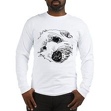 Sleepy Beardie Long Sleeve T-Shirt