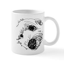 Sleepy Beardie Mug