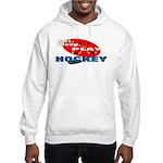 Eat Sleep Play Hockey Hooded Sweatshirt