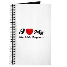 I love my Turkish Angora Journal