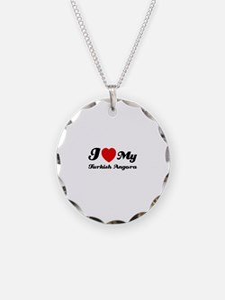 I love my Turkish Angora Necklace