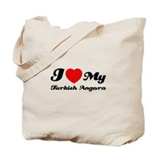 I love my Turkish Angora Tote Bag