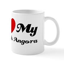 I love my Turkish Angora Mug
