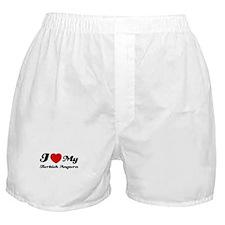 I love my Turkish Angora Boxer Shorts