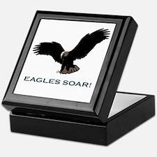 Eagles Soar! Keepsake Box