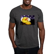It's a Quack Up - men's dark tee (more colors!)