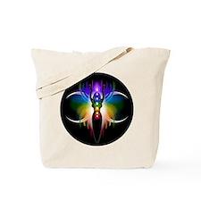 Chakra Goddess Tote Bag