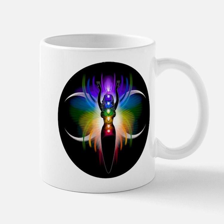 Chakra Goddess Mug